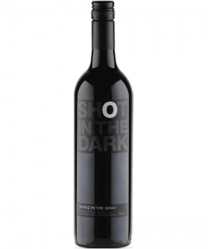 Shot In The Dark Shiraz Petite Sirah 2017