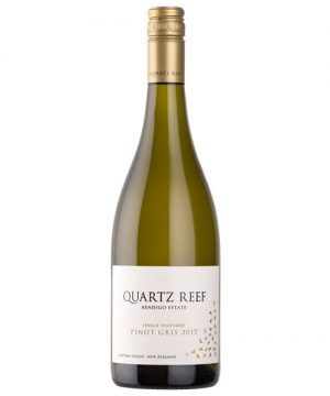 Quartz Reef Central Otago Pinot Gris 2017
