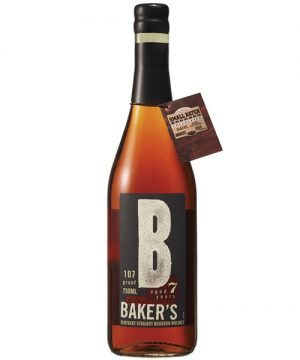 Baker's 7 Year Old Bourbon 750ml