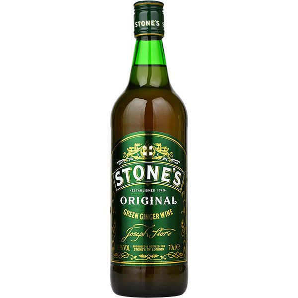 This is a photo of Soft Stones Ginger Wine Red Label