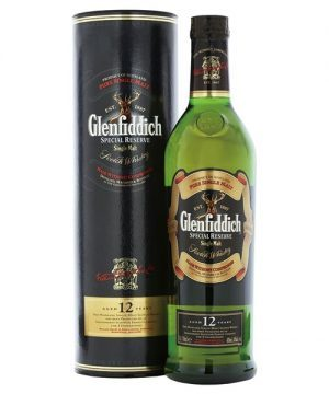 Glenfiddich 12 Year Old Special Reserve 700ml
